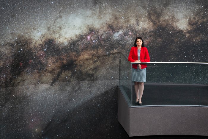 ESO astronomer Mariya Lyubenova