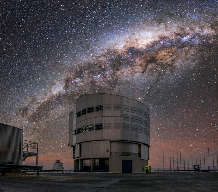 A rather large telescope