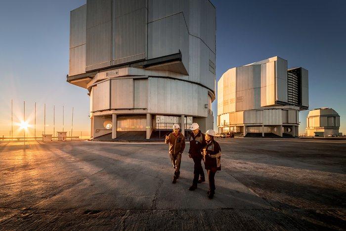 Sun and telescopes