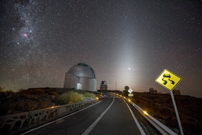 Telescope traffic