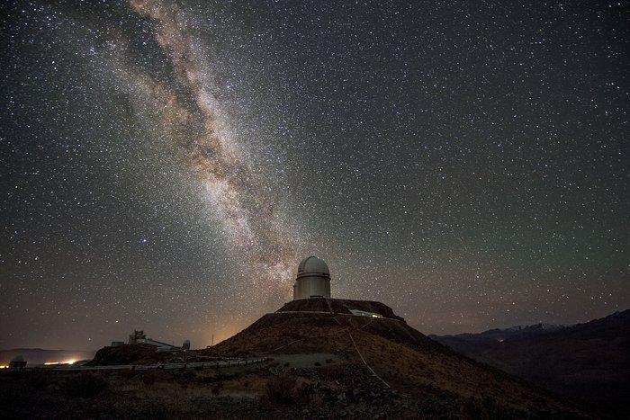 Telesco-pedestal