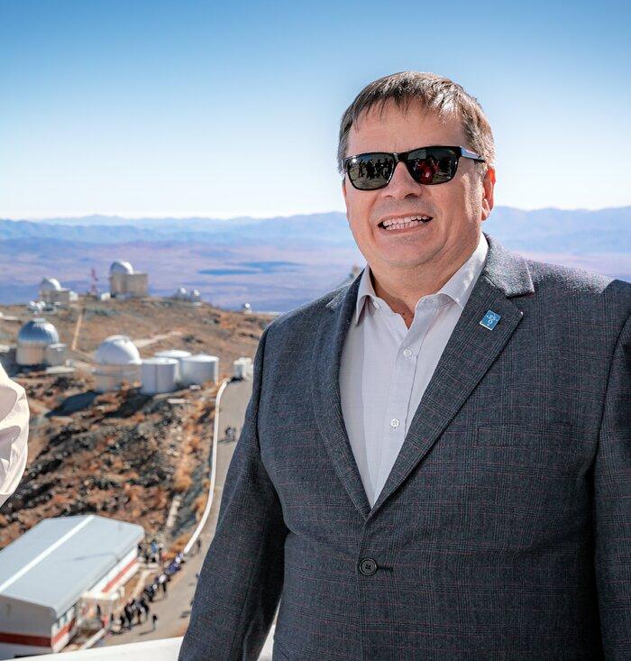 Director General at La Silla Observatory
