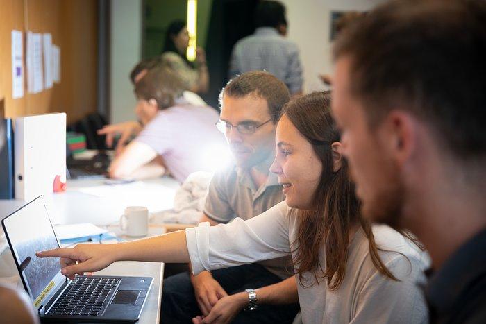 ESO Summer Research Programme — Tania Machado