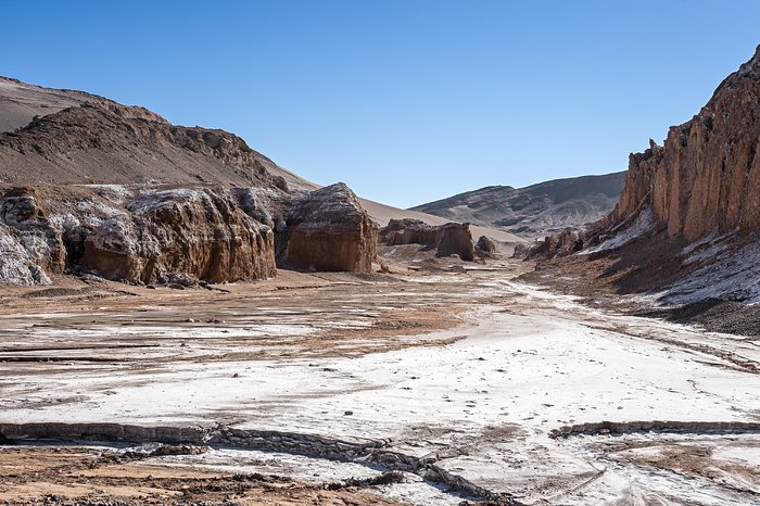 Atacama Moon Valley