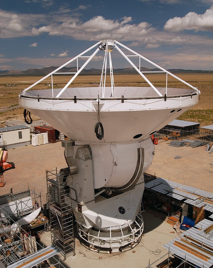 ALMA Antenna Prototype