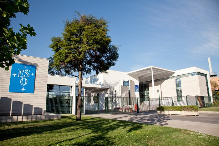 Welcome to ESO's Premises in Santiago