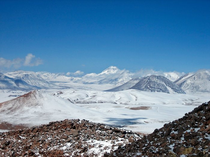 Chajnantor peaks