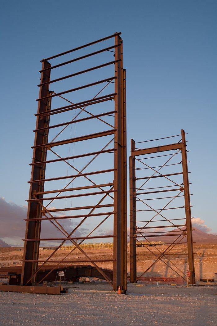 Vertex assembly Hangar Construction