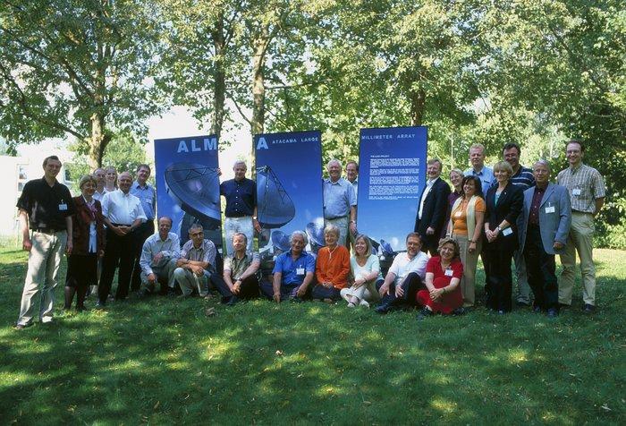 ALMA Interdisciplinary Teaching Project (ITP)