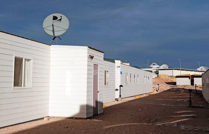 The ALMA camp