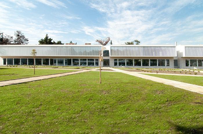 ALMA Santiago Central Offices (SCO)