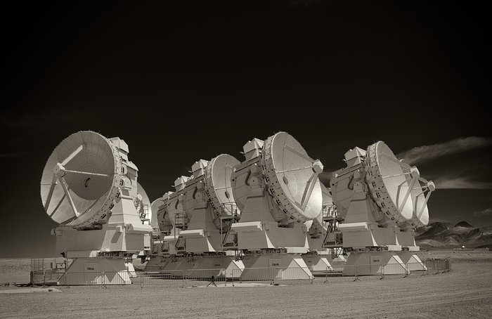 ALMA compact array