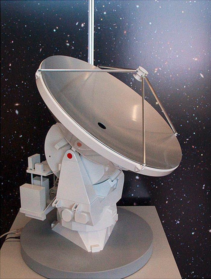 ALMA Antenna Model 02