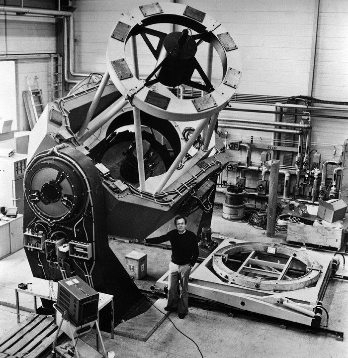 The Coudé Auxiliary Telescope at CERN