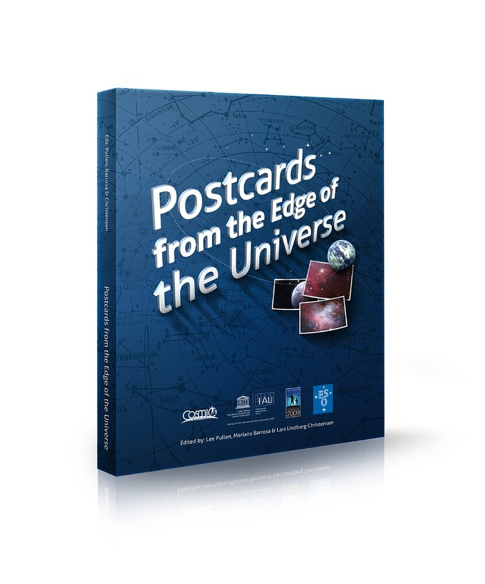 Postcards from the Edge of the Universe Book