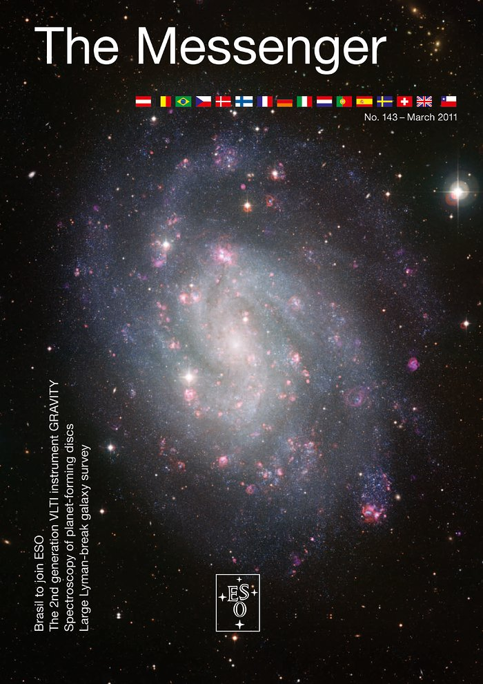 The Messenger No. 143 (March, 2011)