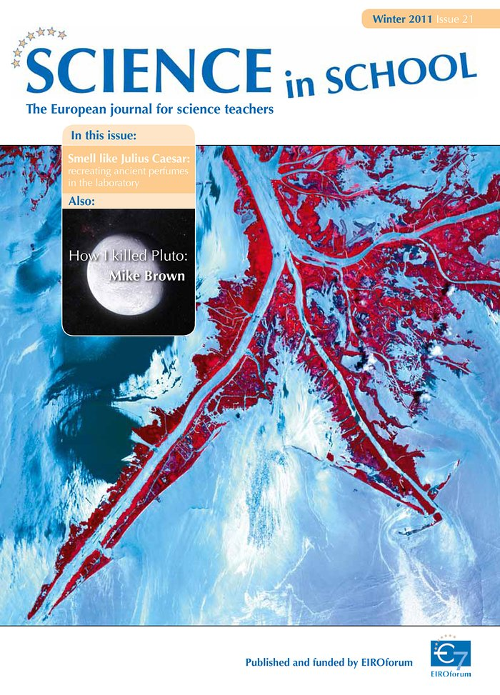 Science in School issue 21