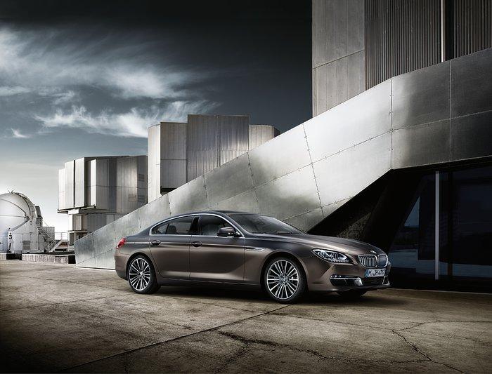 BMW Série 6 Gran Coupé e o Observatório Paranal