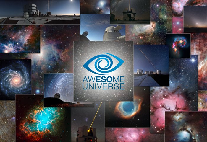 Universo asombroso (Awesome Universe)