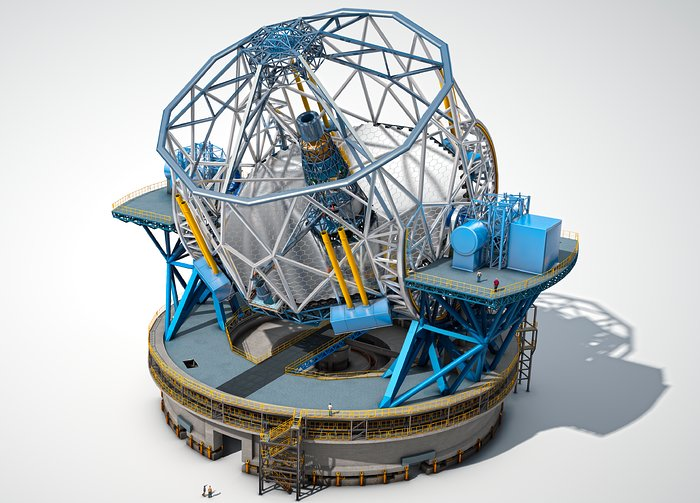 O European Extremely Large Telescope