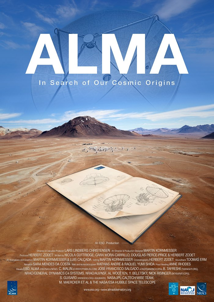 Poster zum ALMA-Film