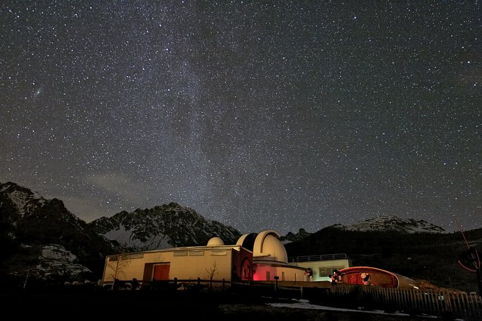The astronomical observatory of the Aosta Valley