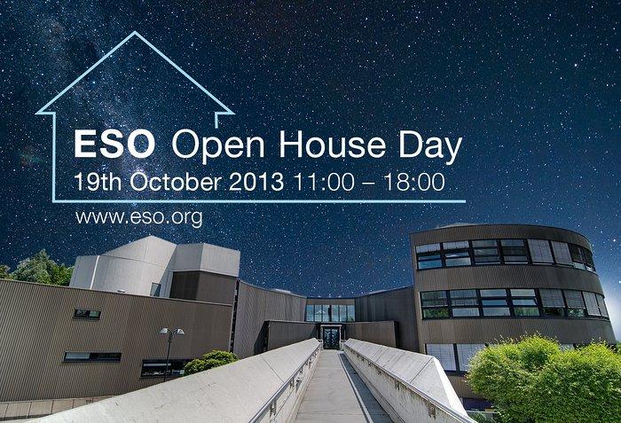 Tag der offenen Tür 2013 bei der ESO