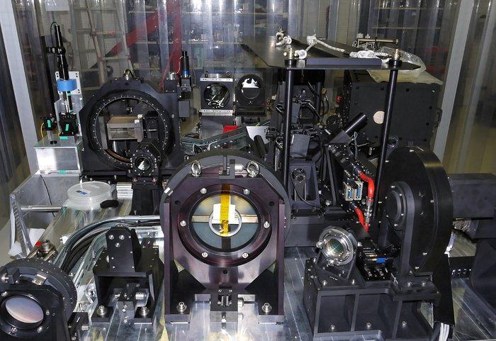 L'imageur d'exoplanètes SPHERE pour le VLT