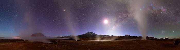 Der Siegerbeitrag des Photo Nightscape Awards 2014