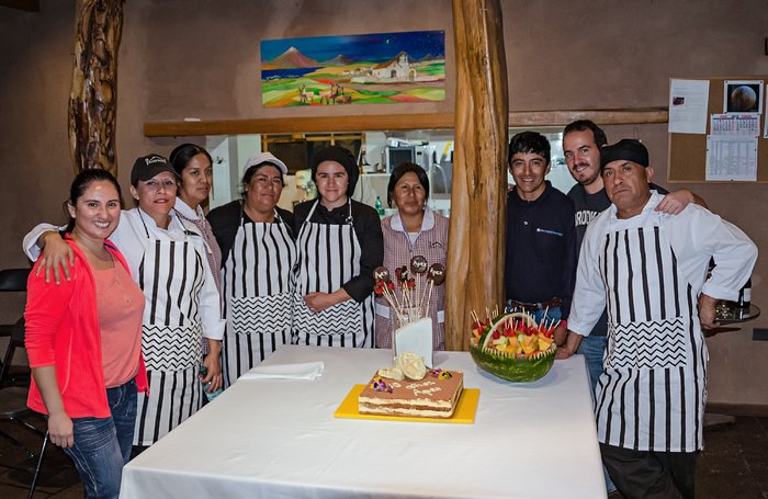 APEX Base Station caterers ensure the party goes well