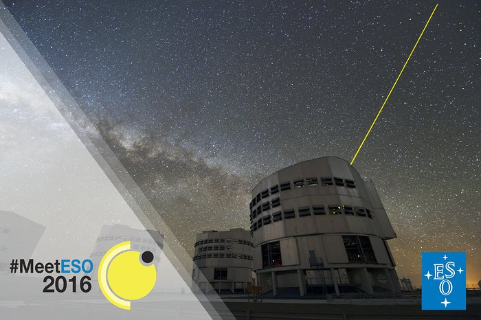 #MeetESO, ESO's first social media gathering in Chile