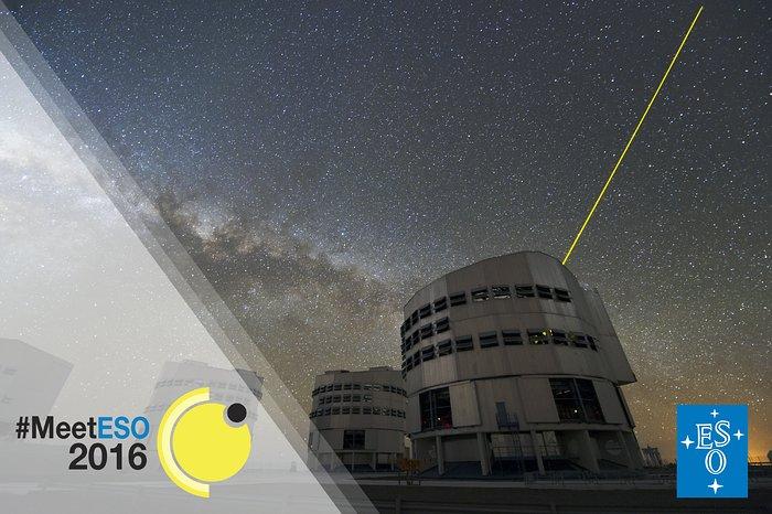 #MeetESO, das erste Social-Media-Treffen der ESO in Chile