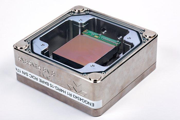 Einer der neuen MOONS-Detektoren