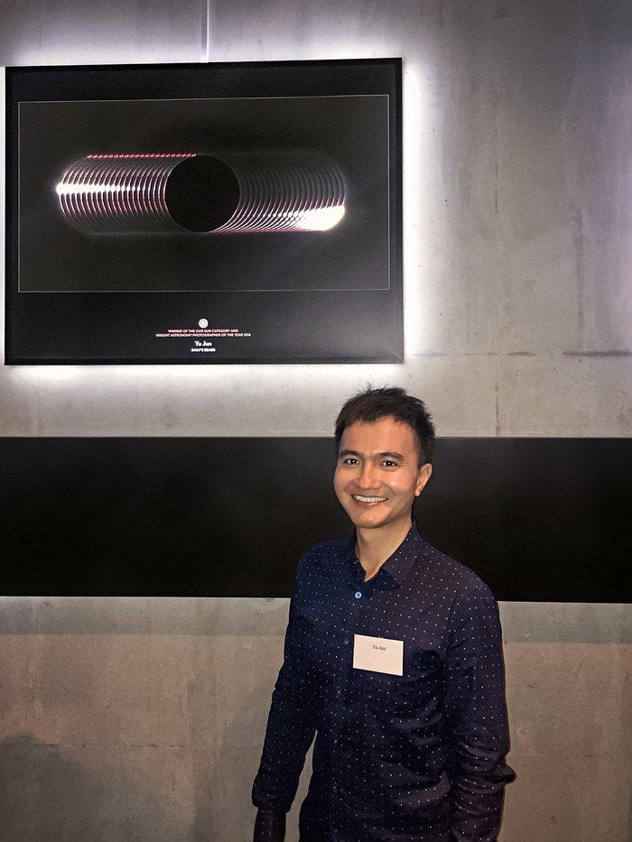 Insight Astronomy Photographer of the Year award ceremony