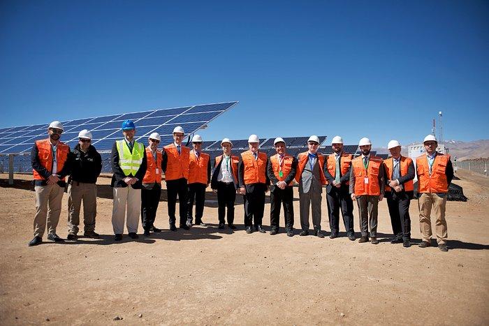 L'energia verde arriva a La Silla