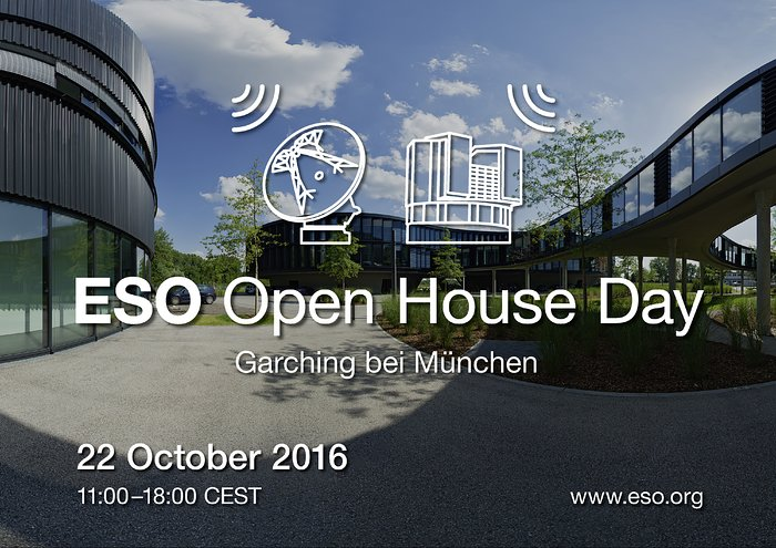 ESO Open House Day 2016