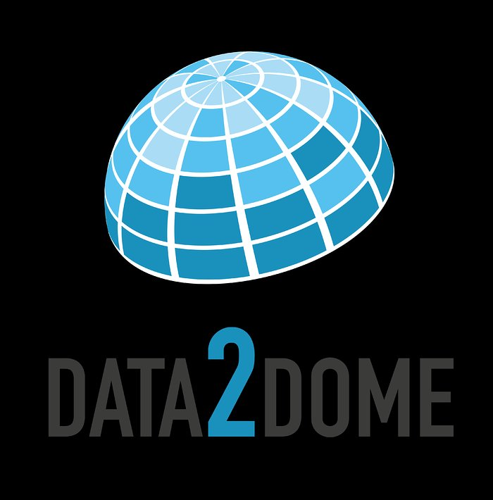 Data2Dome logo