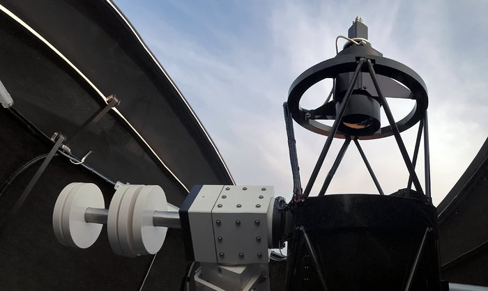 ESA will site its Test-Bed Telescope at La Silla