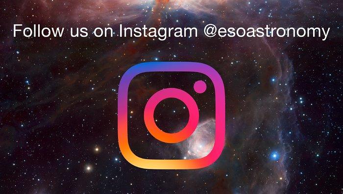 L'ESO su Instagram
