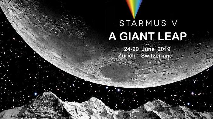 Starmus-V-Festival angekündigt