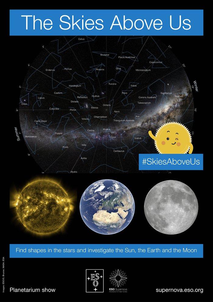 Der Himmel über uns (Poster auf Englisch)