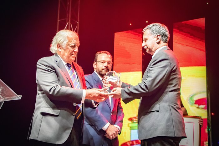 """Friend of Marca España"" award"