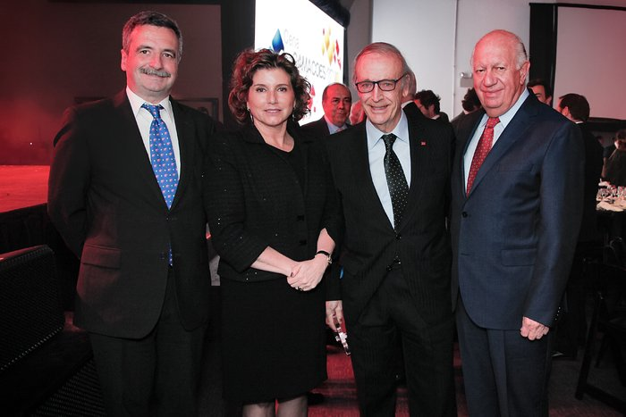 Recipients of the Friends of Marca España awards