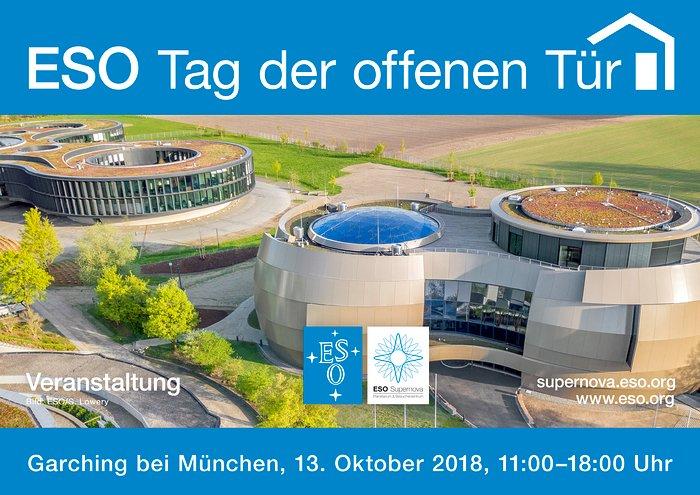 Dia Aberto do ESO 2018 (alemão)