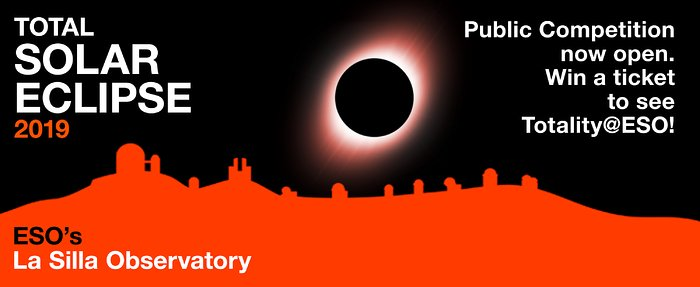 La Silla Total Solar Eclipse, Public Competition