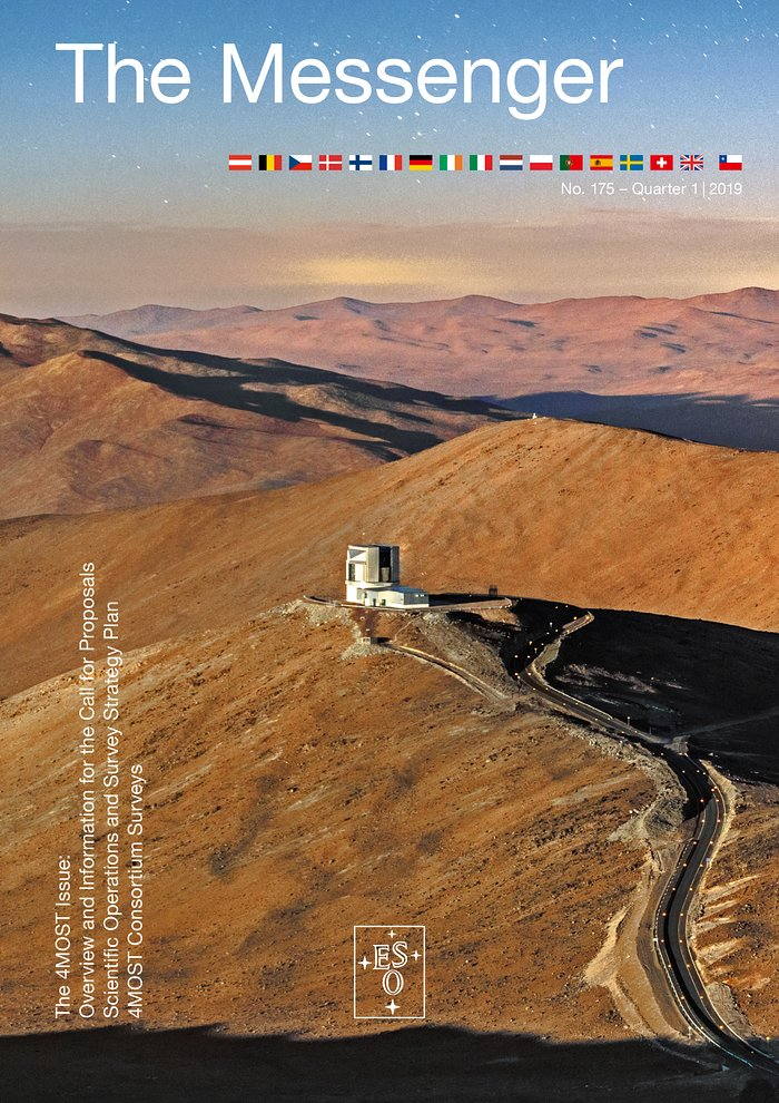 Cover of Messenger 175