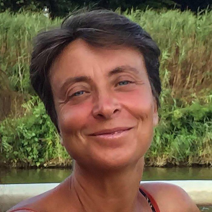 Astronomer Bianca Poggianti