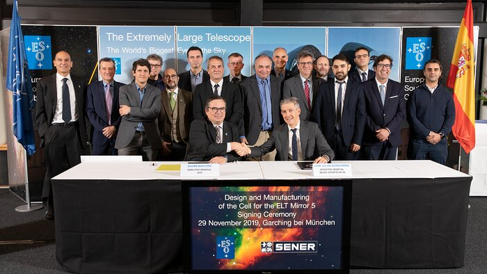 M5 Cell Structure contract signed