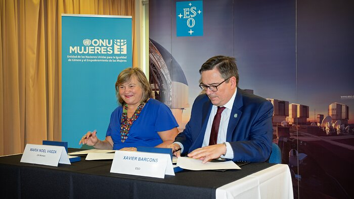 ESO and UN Women sign Memorandum of Understanding