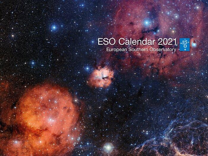 ESO Calendar 2021 cover